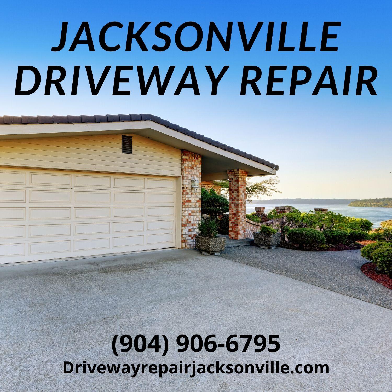 Jacksonville Driveway Repair logo