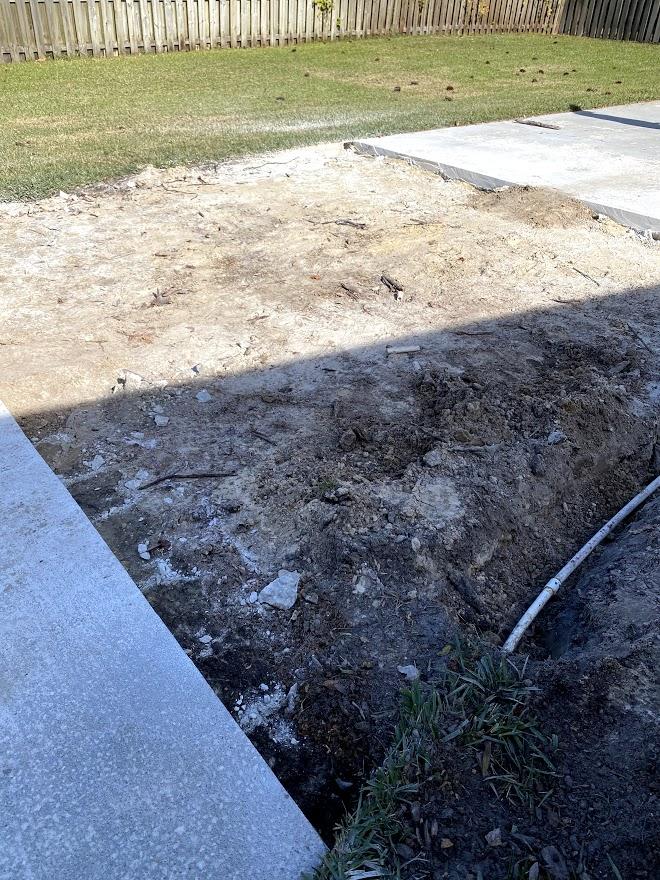 Driveway Repair in Jacksonville